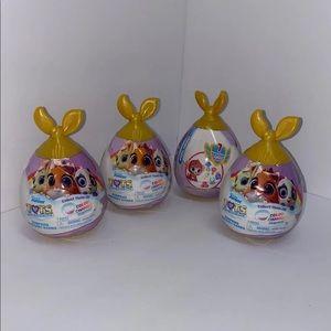 Disney Jr. TOTS surprise baby eggs NIP